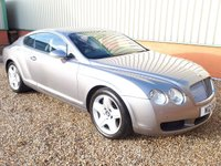 2005 BENTLEY CONTINENTAL 6.0 GT 2d AUTO 550 BHP £23495.00