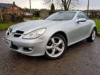 USED 2005 05 MERCEDES-BENZ SLK 1.8 SLK200 KOMPRESSOR 2d AUTO 2 FORMER KEEPER