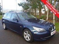 2009 BMW 5 SERIES 2.0 520D SE BUSINESS EDITION TOURING 5d 175 BHP £5990.00