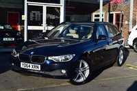 USED 2014 64 BMW 3 SERIES 2.0 320D XDRIVE SE TOURING 5d 181 BHP
