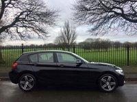 USED 2012 61 BMW 1 SERIES 1.6 116I SPORT 5d 135 BHP