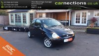 USED 2008 57 FORD KA 1.3 ZETEC CLIMATE CLOTH 3d 69 BHP