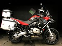 2008 BMW R1200GS ADVENTURE 2008. ESA/ABS/ASC. 31K. FULL LUGG. RECENT SERVICE. ALARM. VGC £6500.00