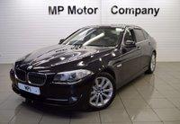 2011 BMW 5 SERIES 3.0 525D SE 4d AUTO 202 BHP £10995.00