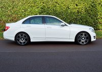USED 2014 14 MERCEDES-BENZ C CLASS 1.6 C180 BLUEEFFICIENCY AMG SPORT PLUS 4d AUTOMATIC PETROL