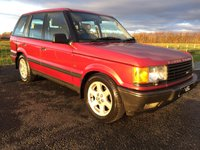 USED 1998 LAND ROVER RANGE ROVER 2.5 DSE 5d 134 BHP