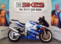 2001 Y SUZUKI GSXR 600 K1 600cc SUPER SPORTS £2295.00