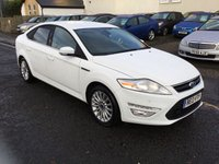 USED 2013 13 FORD MONDEO 1.6 ZETEC BUSINESS EDITION TDCI S/S 5d 114 BHP PRICE INCLUDES A 6 MONTH AA WARRANTY DEALER CARE EXTENDED GUARANTEE, 1 YEARS MOT AND A OIL & FILTERS SERVICE. 12 MONTHS FREE BREAKDOWN COVER.