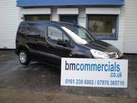2014 CITROEN BERLINGO 1.6 625 ENTERPRISE L1 HDI 1d 74 BHP £6995.00