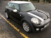 USED 2009 59 MINI HATCH COOPER 1.6 COOPER D 3d 108 BHP PRICE INCLUDES A 6 MONTH AA WARRANTY DEALER CARE EXTENDED GUARANTEE, 1 YEARS MOT AND A OIL & FILTERS SERVICE. 12 MONTHS FREE BREAKDOWN COVER