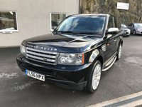 USED 2006 56 LAND ROVER RANGE ROVER SPORT 2.7 TDV6 S 5d AUTO 188 BHP *DADS CAR SINCE 2008**F.S.H**TIMING BELT DONE THIS YEAR