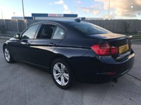 USED 2014 63 BMW 3 SERIES 2.0 316D SPORT 4d AUTO 114 BHP