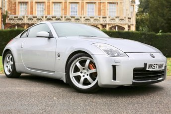 2007 NISSAN 350 Z 3.5 V6 GT 2d 309 BHP £7990.00