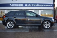 USED 2011 11 AUDI A3 2.0 SPORTBACK TDI SPORT 5d 138 BHP THE CAR FINANCE SPECIALIST