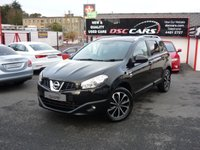 2013 NISSAN QASHQAI+2 1.6 PLUS 2 N-TEC PLUS IS DCIS/S 5d 130 BHP £SOLD