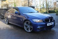 2010 BMW 3 SERIES 2.0 320D M SPORT BUSINESS EDITION 4d 181 BHP £8450.00
