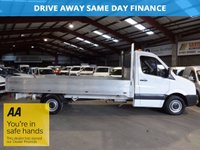 2015 VOLKSWAGEN CRAFTER 2.0 CR35 TDI  136 BHP LWB DROPSIDE / PICK UP-ONE OWNER-SERVICE HISTORY £9995.00