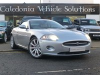 USED 2006 56 JAGUAR XK 4.2 CONVERTIBLE 2d AUTO 294 BHP SEPT 18 MOT & SERVICE HISTORY, STUNNING EXAMPLE, GREAT SPEC
