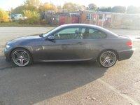USED 2007 57 BMW 3 SERIES 3.0 335D M SPORT 2d AUTO 282 BHP