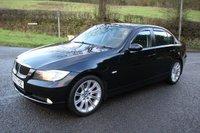 2007 BMW 3 SERIES 2.0 318D SE 4d 121 BHP £4000.00