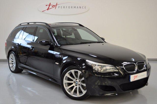 2007 57 BMW M5 5.0 M5 TOURING 5d AUTO 501 BHP RARE E61 ESTATE