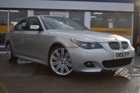 2006 BMW 5 SERIES 3.0 530D M SPORT 4d AUTO 228 BHP £6999.00