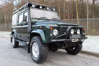 USED 2006 06 LAND ROVER DEFENDER 2.5 110 TD5 DOUBLE CAB LWB 1d 120 BHP A HIGH SPECIFICATION DEFENDER IDEAL FOR THE CURRENT WINTER WEATHER!!!