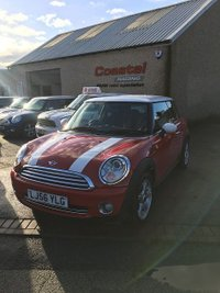 2007 MINI HATCH COOPER 1.6 COOPER 3d 118 BHP £3095.00