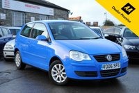 USED 2006 06 VOLKSWAGEN POLO 1.4 SE 3d 74 BHP
