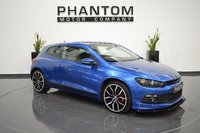 USED 2011 S VOLKSWAGEN SCIROCCO 2.0 GT TDI BLUEMOTION TECHNOLOGY 2d 140 BHP