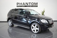 2010 MERCEDES-BENZ M CLASS 3.0 ML350 CDI BLUEEFFICIENCY SPORT 5d AUTO 231 BHP £13990.00