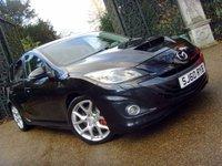 2010 MAZDA 3 2.3 MPS 5d 260 BHP £8499.00