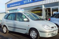 USED 2003 03 RENAULT SCENIC 1.6 EXPRESSION PLUS 16V 5d 110 BHP
