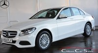 2014 MERCEDES-BENZ C CLASS C220CDi BLUETEC SE EXECUTIVE SALOON AUTO 170 BHP £SOLD