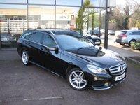 2014 MERCEDES-BENZ E CLASS 2.1 E220 CDI AMG SPORT 5d AUTO 168 BHP £15990.00