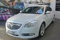 USED 2012 12 VAUXHALL INSIGNIA 2.0 SRI VX-LINE CDTI 5d 157 BHP