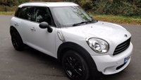 USED 2012 62 MINI COUNTRYMAN 1.6 ONE 5d Pepper Pack
