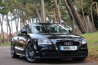 2012 AUDI TT 2.0 TDI QUATTRO S LINE BLACK EDITION 170BHP £12990.00
