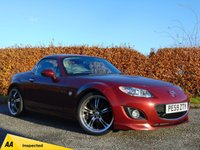 USED 2009 59 MAZDA MX-5 1.8 I ROADSTER SE 2d convertible * 128 POINT AA INSPECTED *