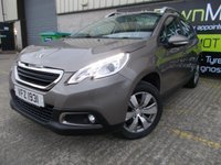 USED 2014 PEUGEOT 2008 1.4 HDI ACTIVE 5d 68 BHP Like New Condition, One Owner, FSH, Low Rate Finance Available