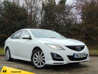 USED 2012 12 MAZDA 6 2.2 D TS2 5d 163 BHP * 128 POINT AA INSPECTED *