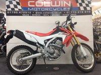 2014 HONDA CRF 250 L 250cc CRF 250 L-D  £4495.00