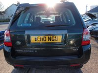 USED 2010 10 LAND ROVER FREELANDER 2.2 TD4 XS 5d AUTO 159 BHP 4x4