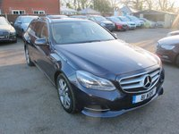 "2013 MERCEDES-BENZ E CLASS 2.1 E300 BLUETEC HYBRID SE 5d AUTO 202 BHP ""MUST READ SPEC"" £18999.00"
