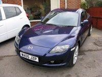 2005 MAZDA RX-8 2.6 192PS 4d 189 BHP £3295.00