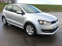 USED 2011 VOLKSWAGEN POLO 1.2 SE TDI 5d 74 BHP CHEAP TO INSURE AND RUN, IDEAL FIRST CAR