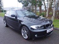 2011 BMW 1 SERIES 2.0 116D PERFORMANCE EDITION 3d 114 BHP £7890.00