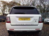 USED 2010 10 LAND ROVER RANGE ROVER SPORT 3.0 TD V6 SE 5dr FULL HISTORY+SAT NAV+LEATHER