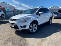 USED 2010 10 FORD KUGA 2.0 TDCi Zetec 5dr LOW MILES+1 YR MOT+GREAT COND!