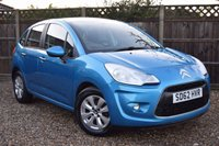 USED 2012 62 CITROEN C3 1.4 VTR PLUS 5d 72 BHP Free 12  month warranty